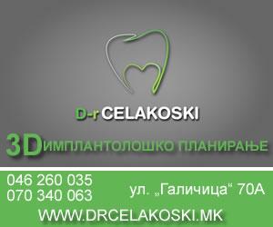 Dr. Celakoski