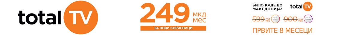 Kampanja Total tv