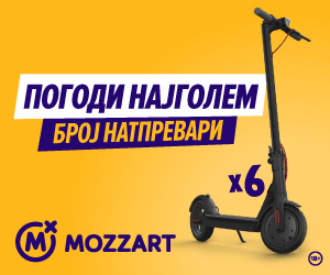 """Банер """"Mozzart"""" СПОРТ"""