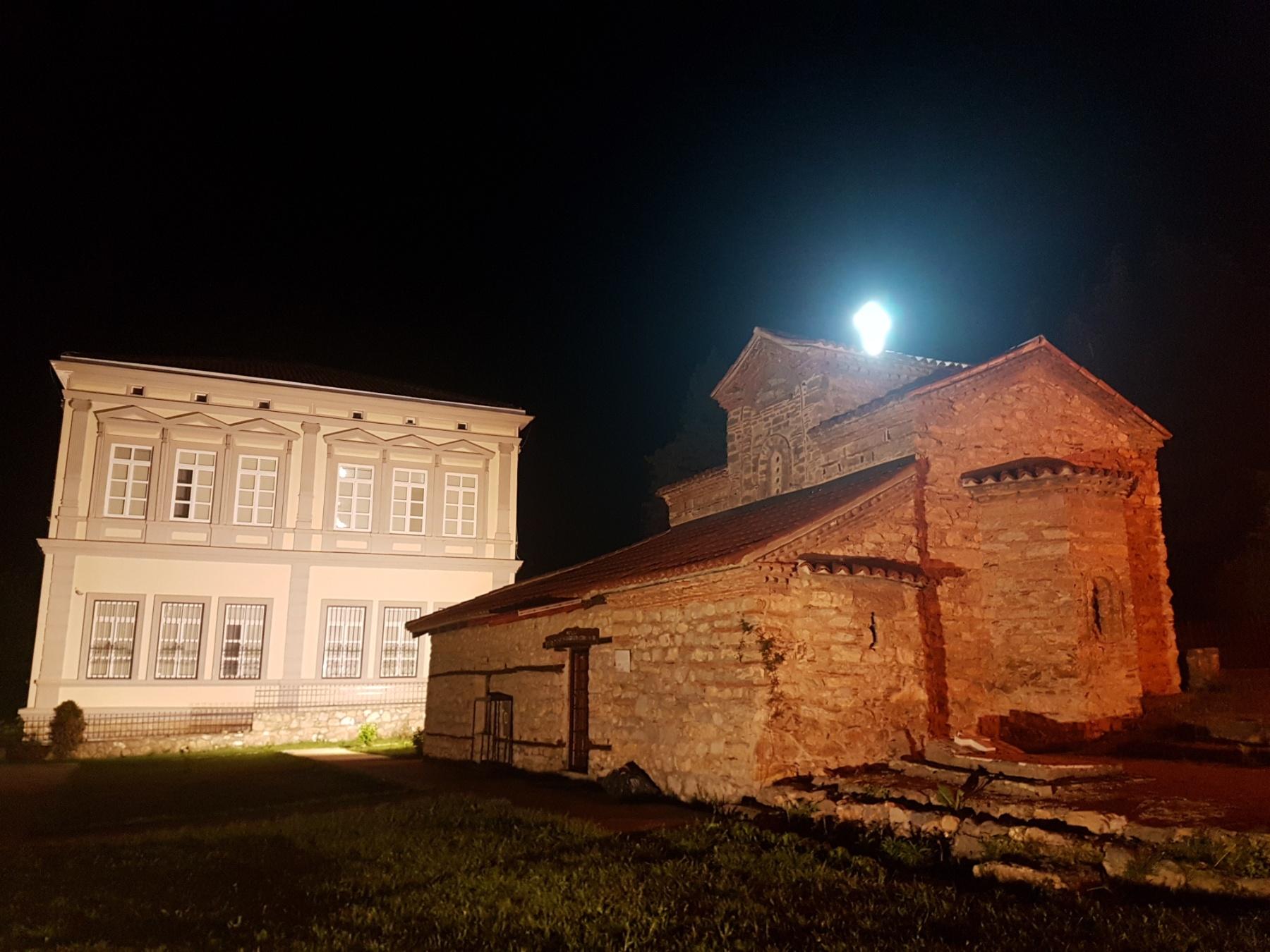 Црквата Св. Константин и Елена во Охрид